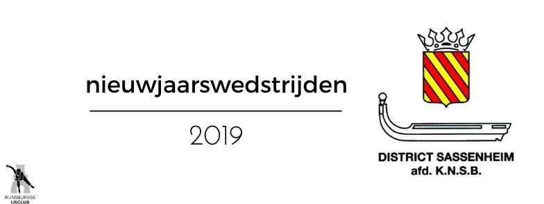 Uitslagen Nieuwjaarswedstrijd 3 Januari 2020