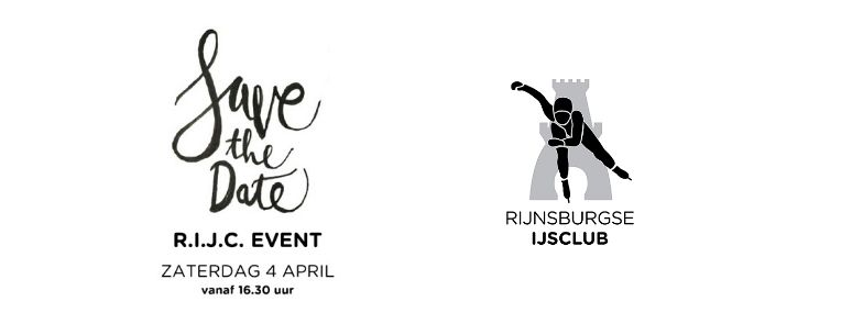 Save The Date 4 April R.IJ.C. Event