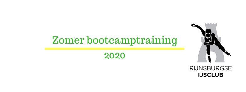 Zomer Bootcamptraining